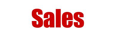 営業職 Sales